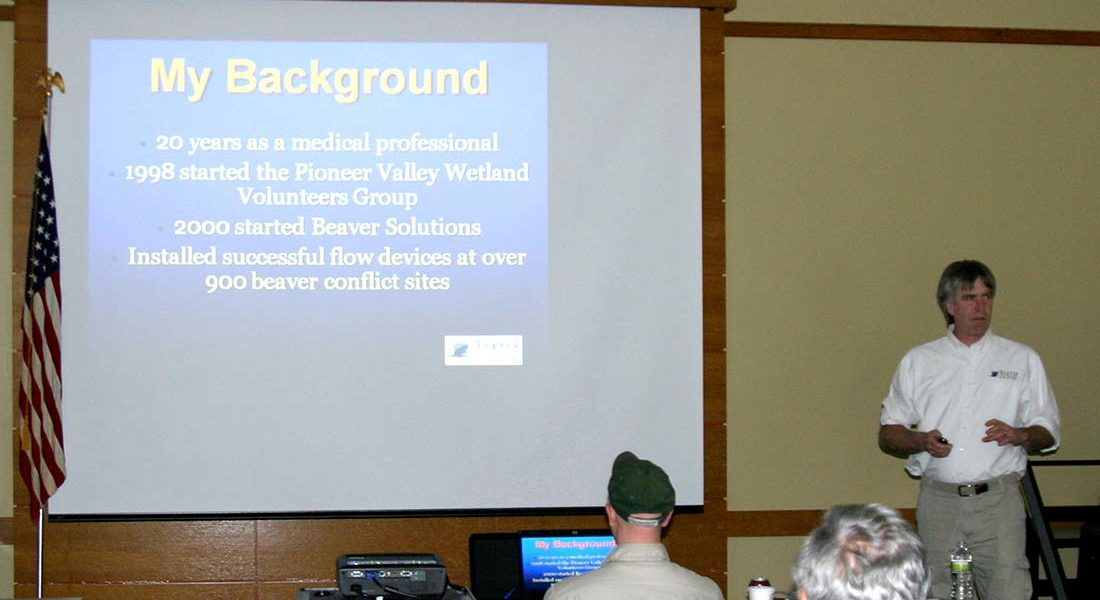 Beaver Control Workshops and Educational Programs from BeaverSolutions.com